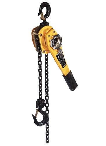 Lever Chain Hoist : Ton badger lc series