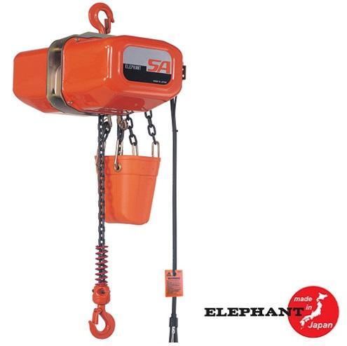 Single Phase Electric Chain Hoists - CM Lodestar Electric Chain Hoists